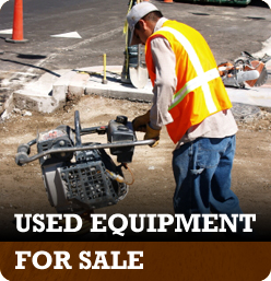 Used equipment for sale in Cincinnati Ohio
