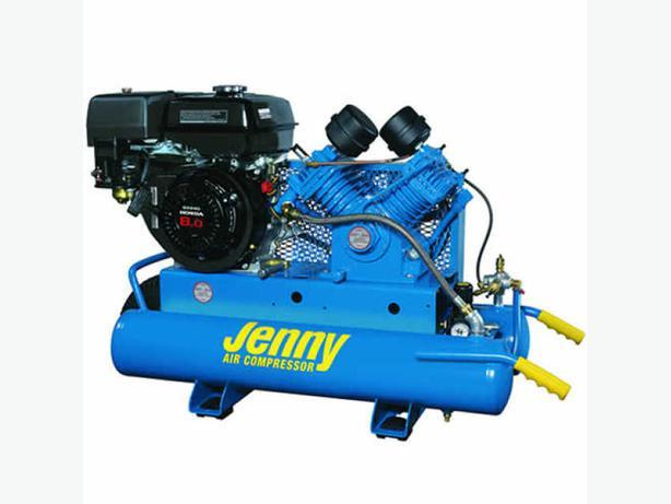 Where to find COMPRESSOR, 8 HP GAS in Cincinnati