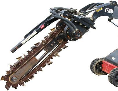 Where to find TRENCHER ATTACHMENT DINGO 36 x6 in Cincinnati