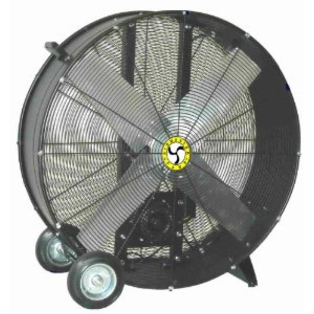 42 Inch Portable Fan : Fan drum inch fixed mount rentals cincinnati oh where