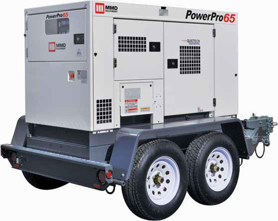 Where to find GENERATOR, TOWABLE, 65KVA 52KW in Cincinnati