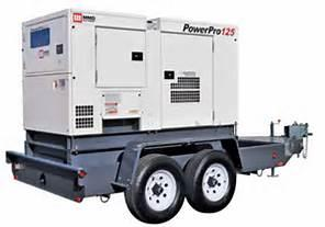Where to find GENERATOR, TOWABLE, 125KVA 100KW in Cincinnati
