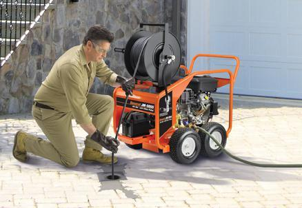 Where to find AUGER, WATER JETTER GAS in Cincinnati