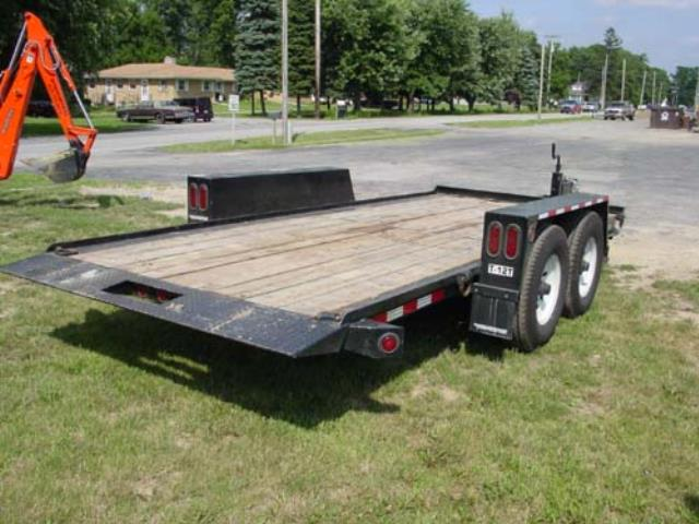 Where to find TRAILER, 10,000  TILT BED  SURGE BRAKES in Cincinnati
