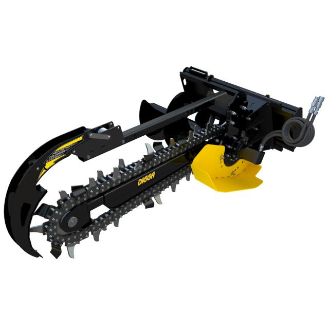 Where to find TRENCHER ATTACHMENT SKID STEER in Cincinnati