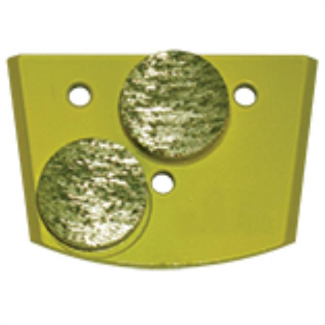 Where to find PAD, DIA. 2-BUTTON  green  30 GRIT each in Cincinnati