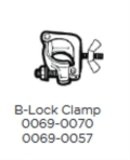 Rental store for CLAMP, B-LOCK ALL PURPOSE in Cincinnati OH